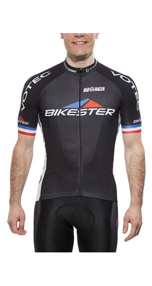 Bikester Bioracer Pro Team Cykeltröja Herr svart